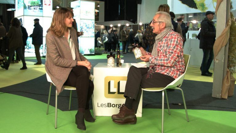 Interview At Les Borges TV To Explain Our First Year.